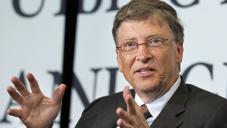 Bill Gates on Microsoft's 40th birthday: 'What matters most now is what we do next' | An Eye on New Media | Scoop.it