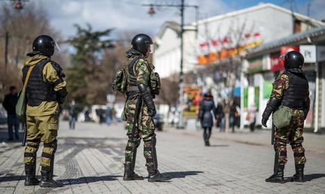 VIDEO. La Crimée devenue russe, une situation délicate pour ... - Francetv info | la crimée | Scoop.it