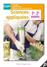 Sciences appliquées - CAP Cuisine, Restaurant, Métiers de l'alimentation | Nouveautés juillet 2013 | Scoop.it