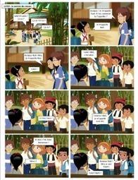 Travailler la compréhension écrite à l'aide de bandes dessinées | Remue-méninges FLE | Scoop.it