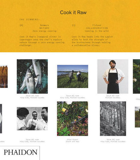 Cook It Raw | Food & Cookery | Phaidon Store | What's new in Visual Communication? | Scoop.it