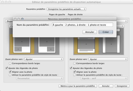 Créez vos livres photo avec Lightroom : la disposition automatique | Time to Learn | Scoop.it