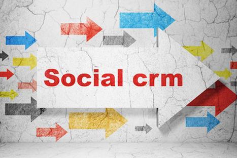Pourquoi utiliser une solution de CRM sur les réseaux sociaux ? | Comarketing-News | web marketing, media sociaux et relation client | Scoop.it