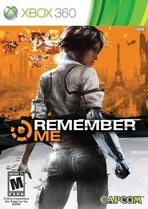 Remember Me – Capcom | Games on the Net | Scoop.it