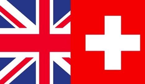 Brexit : des opportunités en or pour la Suisse   Compétitivité et intelligence économique   Scoop.it