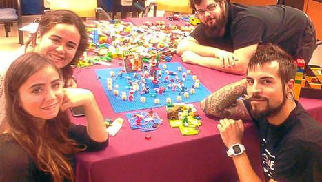 Be part, my friend. Deia, Noticias de Bizkaia | LEGO SERIOUS PLAY & tuXc Coaching | Scoop.it