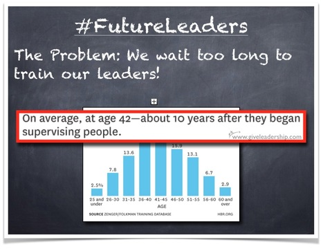Help Us Grow #FutureLeaders | If you lead them, they will follow! | Scoop.it