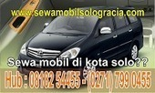 RENT CAR SURAKARTA | RENTAL MOBIL DI SOLO | Scoop.it