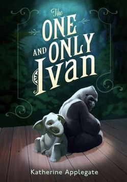 The One and Only Ivan by Katherine Applegate Wins the 2013 ... | Dr. Peggy Sharp's Top Ten Book Picks for 2013 | Scoop.it