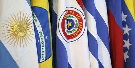Un Mercosur en crisis enfrenta interrogantes sobre su futuro - Globovision   Geografía Social y Económica   Scoop.it