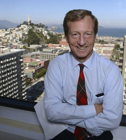 California billionaire on crusade against Keystone pipeline | LATimes.com | Innovation and Entrepreneurship with ICT | Scoop.it