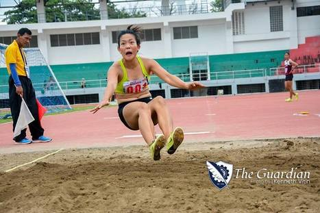 2016 Philippines University Games Dumaguete (Partial Results) & Photos - Pinoyathletics.info | Philippines Track and Field | Scoop.it