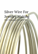 Silver Wire For Jewelry Making: Wire Wrapping with Silver Wire   Home & Hobbies   Scoop.it