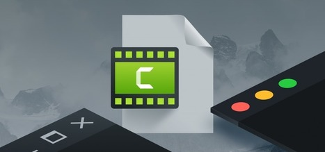 TechSmith Releases New Version of Camtasia | E-learning News and Notes | Scoop.it