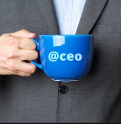 The Business Case for the Social CEO | Industry, Manufacturing, Etc... | Scoop.it