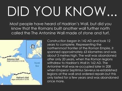 Antonine Wall | AncientHistory@CHHS 2012-13 | Scoop.it