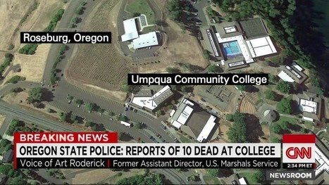 Oregon Shooting Occurred In A Gun-Free Zone | Criminal Justice in America | Scoop.it