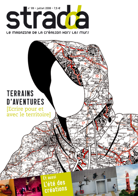 """Article Stradda#9 - """"On n'est pas toujours les bienvenus"""" : Interview - HorsLesMurs - Juillet 2008   Arts et Espaces publics   Scoop.it"""