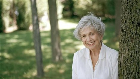 L'ultime recueil d'Alice Munro, Prix Nobel de littérature, paraît en français au Québec | ICI.Radio-Canada.ca | Bibliolecture | Scoop.it