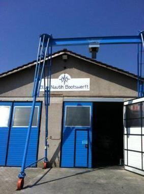 Werft, Winterlager für Ihr Boot | Werft- bluenautik | Scoop.it