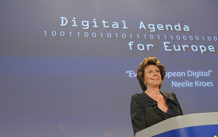 """We are entering an era of open science"" says EU Vice President Neelie Kroes at launch of new global Research Data Alliance 