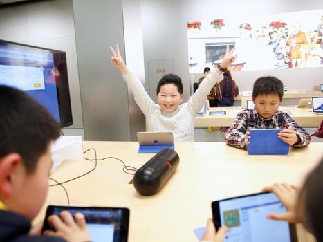 Craig Federighi, Ora del codice è il nuovo ABC dei bambini | Teaching and Learning English through Technology | Scoop.it