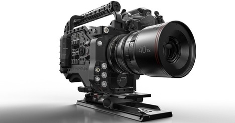 FILMCASTLive!: PANAVISION ANNOUNCED A NEW LARGE FORMAT 8K CAMERA | Cinematography | Scoop.it