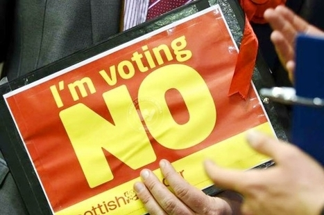 Scotland says NO to independence | News & Politics | Movie Reviews | Gallery | Sports | Wishesh | Scoop.it