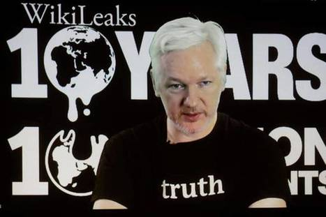 WikiLeaks, 10 Years of Pushing the Boundaries of Free Speech | Archetype in Action | Scoop.it