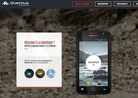 Quechua lance son smartphone | Forever geek | Scoop.it