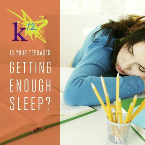 Is Your Teenager Getting Enough Sleep? | Parenting | Scoop.it