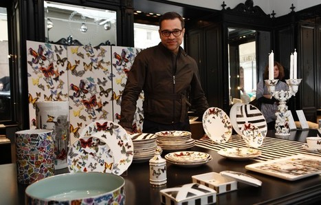 Two power play of the Porcelain joint venture | Vista Alegre & Christian Lacroix | Lifestyle | Scoop.it