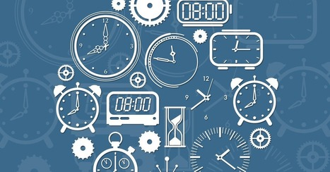 Find Out Where Your Time Goes With This Productivity Chart | Technology, SEO, Internet marketing, SEO and SMM tools and advice | Scoop.it