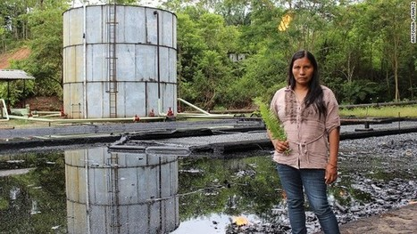 Opinion: Why oil drilling in Ecuador is 'ticking time bomb' for planet | North and South America and Asia | Scoop.it