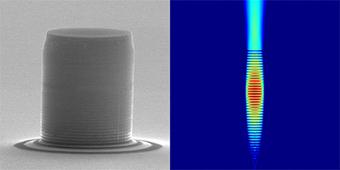 Single-photon source is efficient and indistinguishable - physicsworld.com | Dr. Goulu | Scoop.it