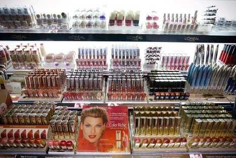 L'Oréal se déploie à grande échelle sur la Toile   luxe and digital   Scoop.it