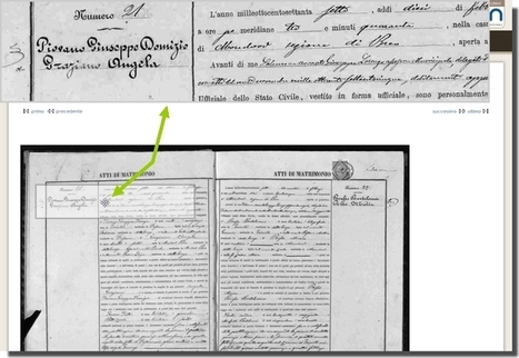 Les archives généalogiques italiennes | Sacrés Ancêtres, le mag | Scoop.it