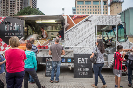 The top 10 food truck events in and around Toronto | Urban eating | Scoop.it