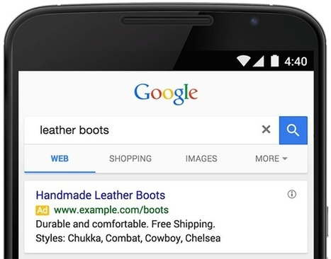 New Google AdWords Structured Snippets Extensions | internet marketing | Scoop.it
