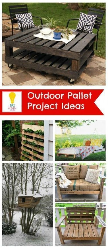 DIY Pallet Projects - Balege Interior Design | Graduate schemes | Scoop.it