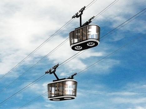 Toulouse veut son téléphérique urbain | Mobilités | Scoop.it
