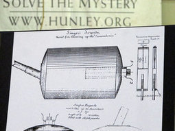 NORTH CHARLESTON - New findings suggest Hunley was 'much closer' to torpedo blast - The Civil War: 150 Years Later - TheState.com | Archaeology News | Scoop.it