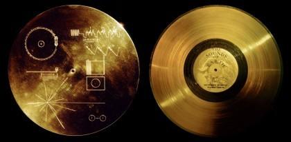 Έχουμε στείλει στους εξωγήινους έναν επίχρυσο χάλκινο 12ιντσο με τα ανθρώπινα επιτεύγματα | omnia mea mecum fero | Scoop.it
