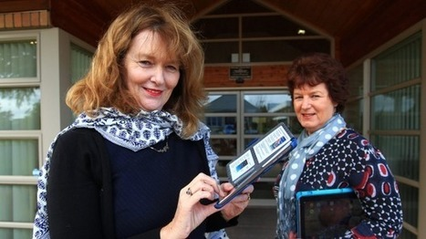 iPads keep remote patients in touch - Marlborough Express | Leadership for Mobile Learning | Scoop.it