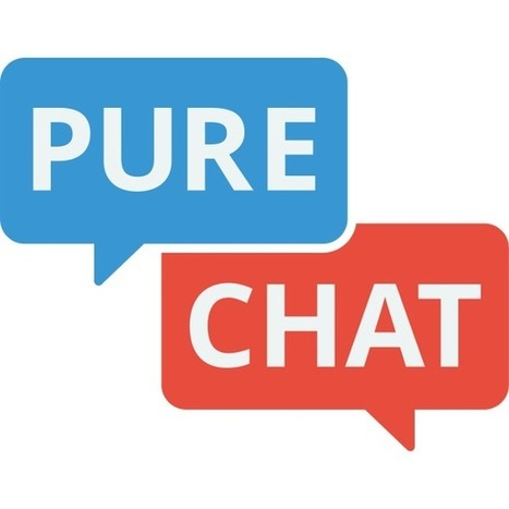 Free Live Chat Software   Pure Chat   Technology and elearning   Scoop.it