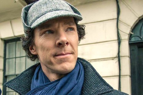 The televisual Sherlock: The role that made Benedict Cumberbatch a star drove another actor insane | Sherlock Holmes and Dr Watson | Scoop.it