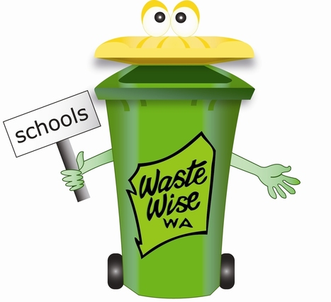 Waste Wise Schools | Waste Authority WA | Recycling | Scoop.it