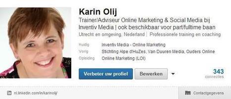 Presentatie LinkedIn 27 juni bij Open Coffee Culemborg | Jij (en je bedrijf) op LinkedIn | Scoop.it