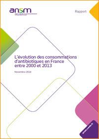 Evolution des consommations d'antibiotiques en France entre 2000 et 2013 : nouveau rapport d'analyse de l'ANSM | E-santé, M-santé, pharmacie, e-patient | Scoop.it