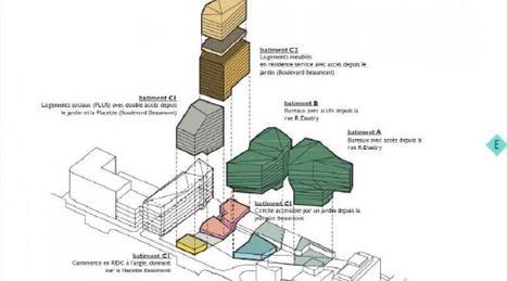 Rennes. Une tour de 17 étages dans le quartier de la gare | L'écho de la PE | Scoop.it